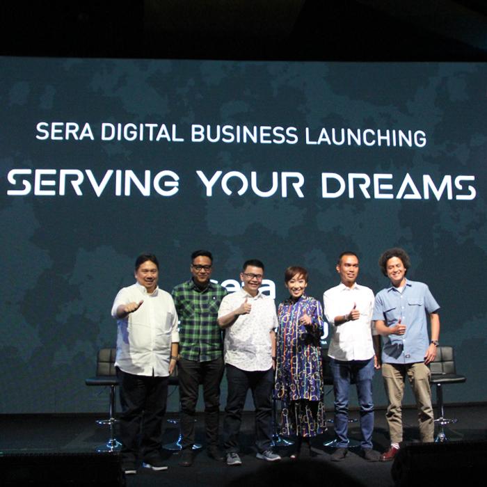 SERA Luncurkan Tiga Produk Terbaru Berbasis e-Commerce
