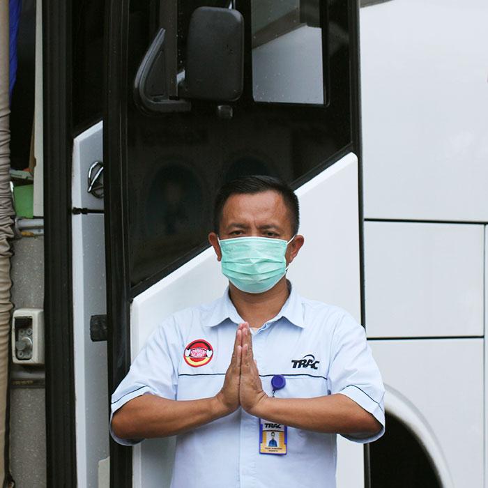 Tips Sewa Bus Ditengah Pandemi Dengan Aman Ala TRAC