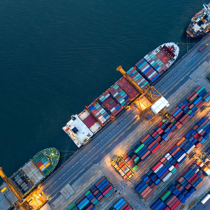 Pandemi Terus Berlanjut, Sektor Logistik Tetap Tumbuh di Tengah Badai Covid-19