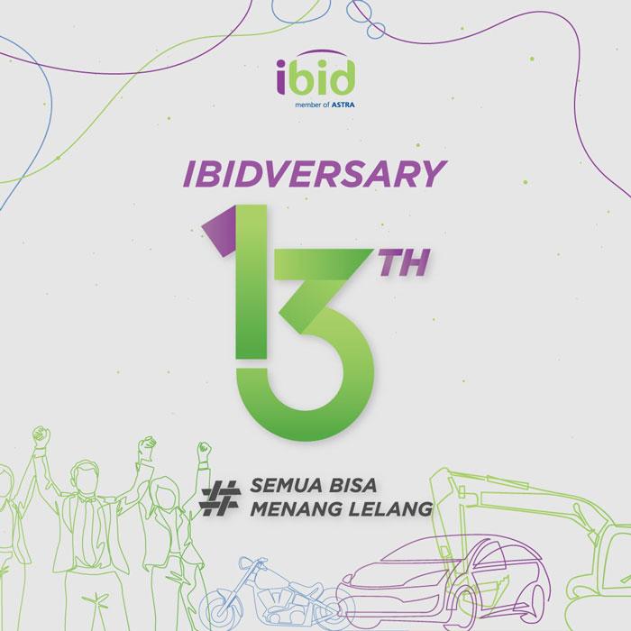IBIDVERSARY 13th: Napak Tilas dan Kejutan Ulang Tahun IBID ke-13