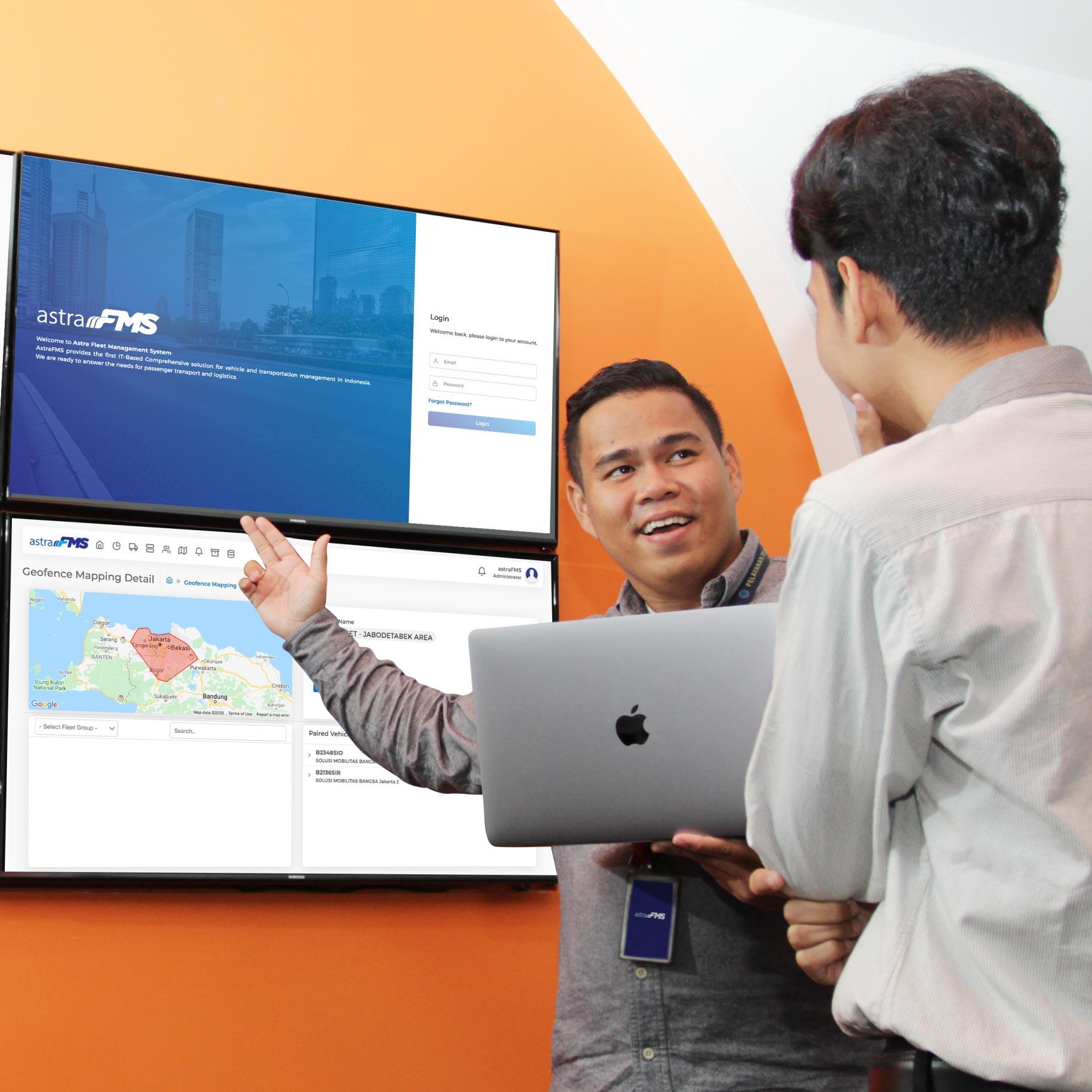 Astra FMS Solusi Manajemen Armada Perusahaan Anda