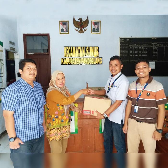 SERA Bantu Korban Tsunami di Banten dan Lampung