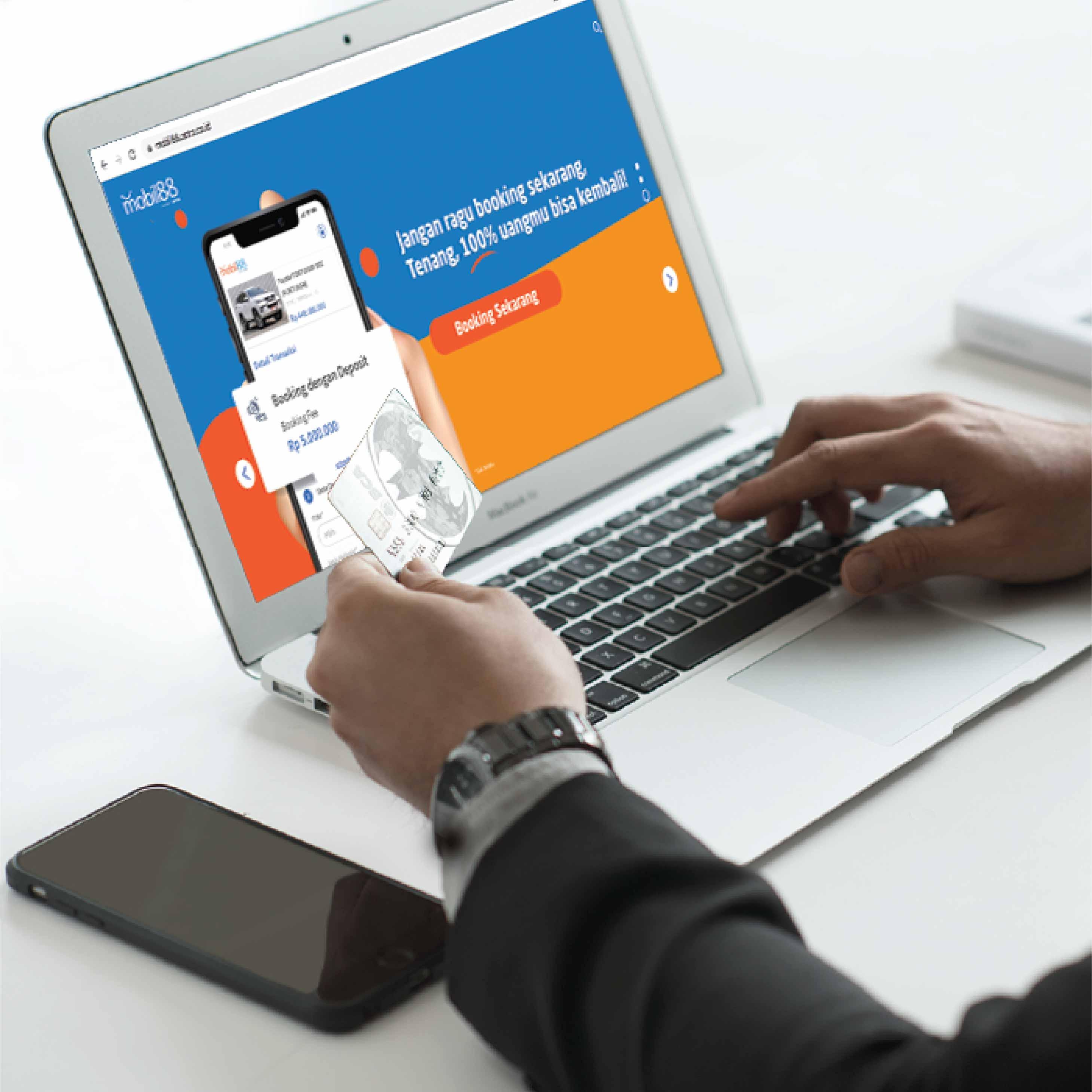 Beli Mobil Bekas Via Online di mobil88 Dapat Garansi Mesin dan Uang Booking Bisa Balik 100%