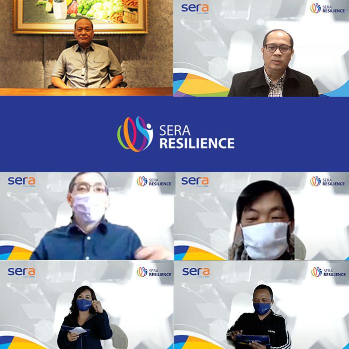 "Perayaan Istimewa SERA Day & SQC 2020 - ""SERA Resilience"""
