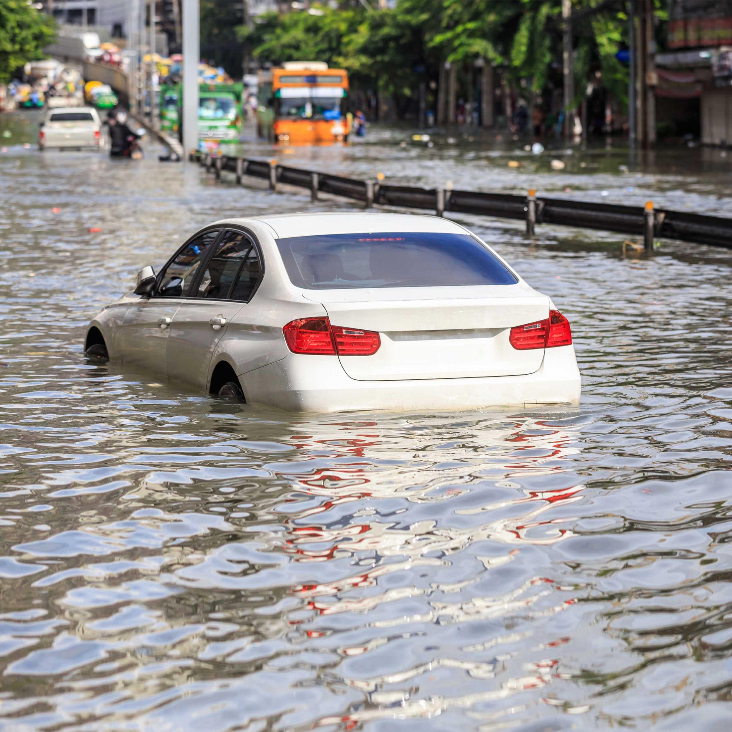 Waspada Beli Mobil Bekas Banjir, Pastikan Beli di Dealer Terpercaya