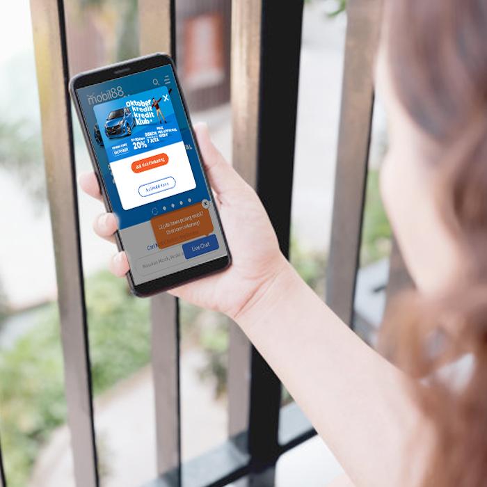 Begini Mudahnya Kredit Mobil Bekas di Era Digital