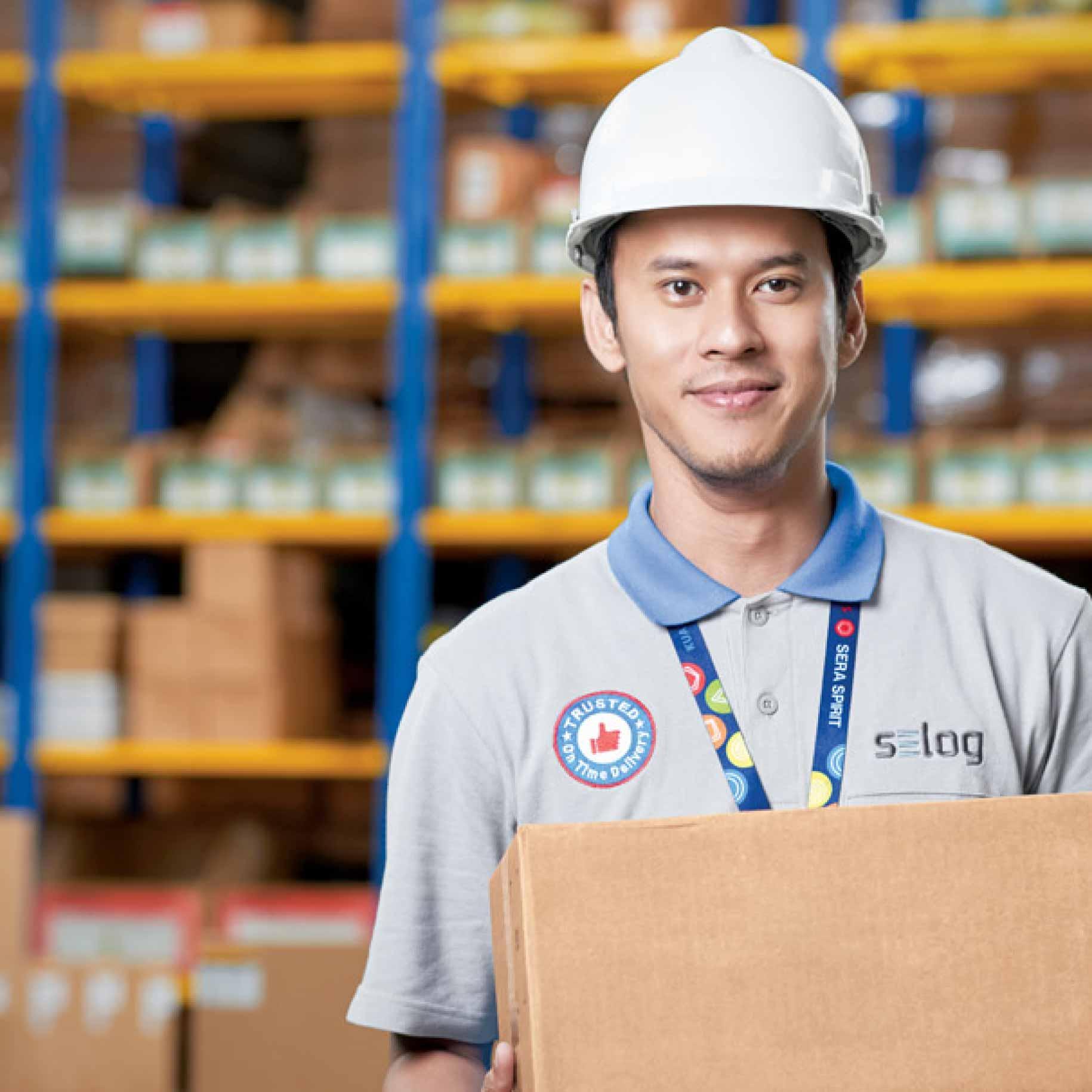 Modernisasi Logistik untuk Tingkatkan Efisiensi