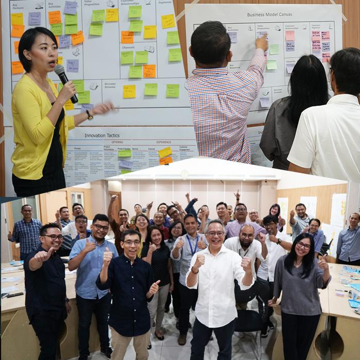 Innovation Sharing & Workshop for SERA Group Leader