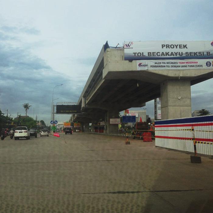 Becakayu Toll Road Starts Operating to Reduce Traffic