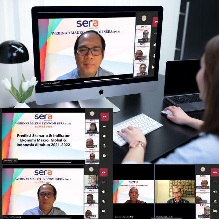 SERA Mengadakan Webinar Makro Ekonomi SERA 2021