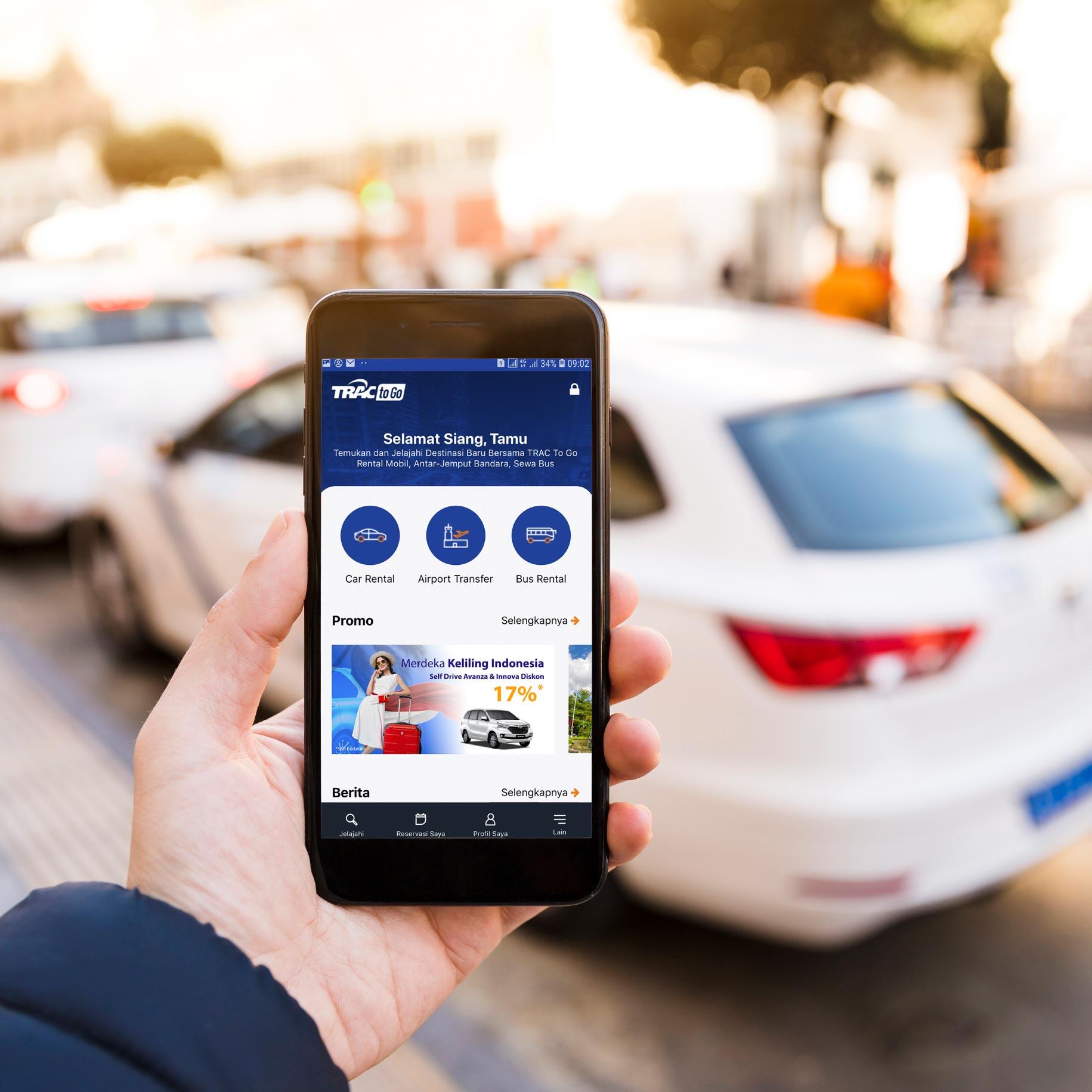 Pesan Rental Mobil Baiknya Dilakukan Secara Online, Mengapa?