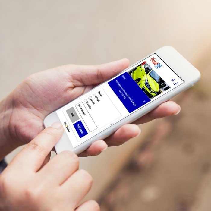 Konsultasi Langsung Dengan Ahlinya Mobil Bekas, Gunakan Fitur Live Chat di mobil88 e-store
