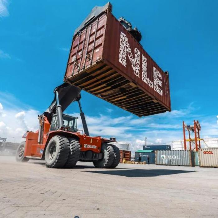 Strategi Pemerintah Dalam Pemulihan Industri Logistik Saat Pandemi