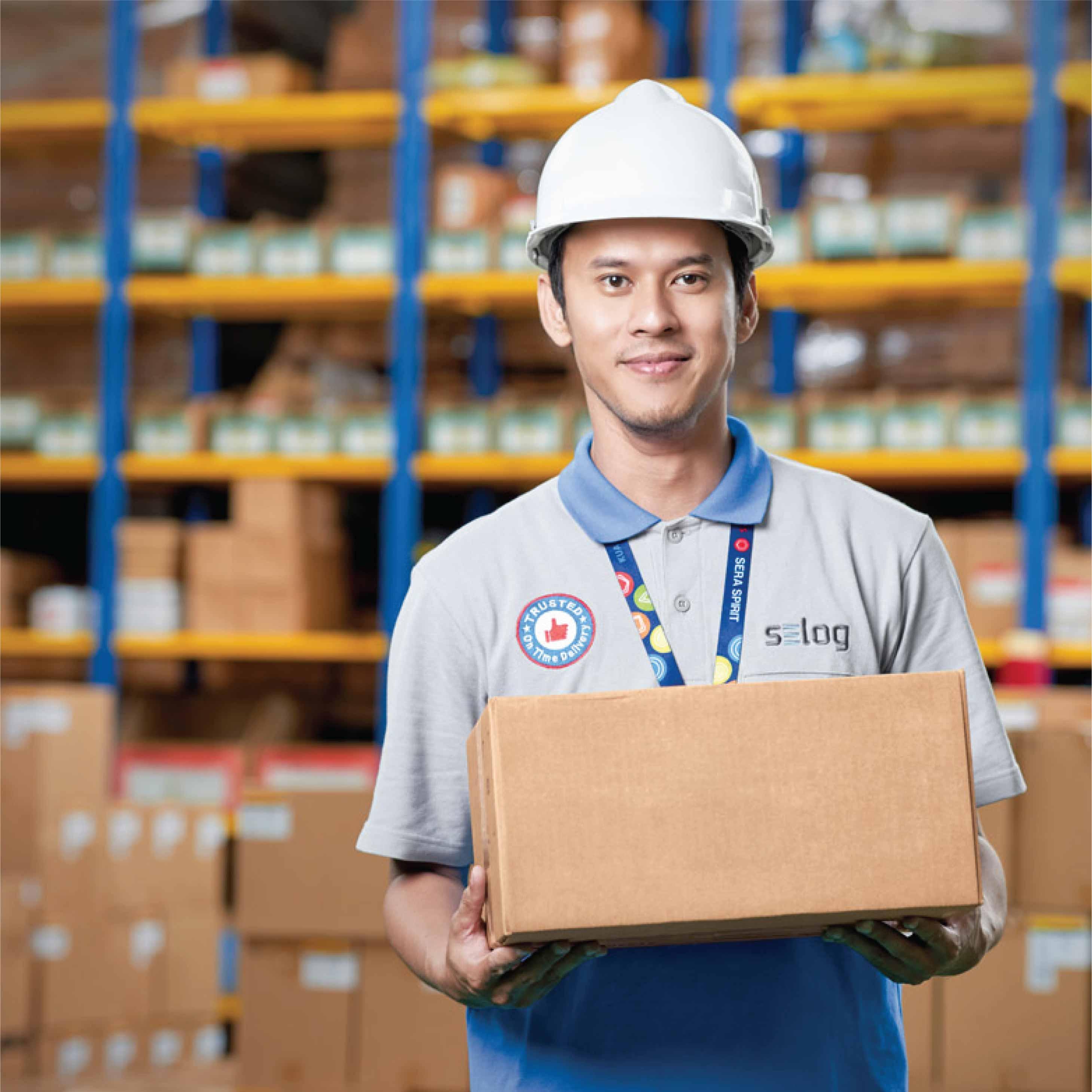 Tetap Aman Menggunakan Jasa Logistik Dengan SELOG, Solusi Logistik dengan Layanan Prima