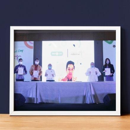 TRAC Dipercaya Kemenparekraf Sebagai Salah Satu Mitra Co-branding Wonderful Indonesia